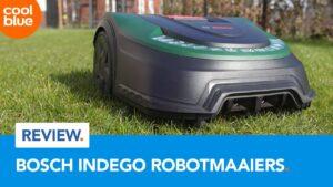Bosch Indego Robotgrasmaaiers - Review