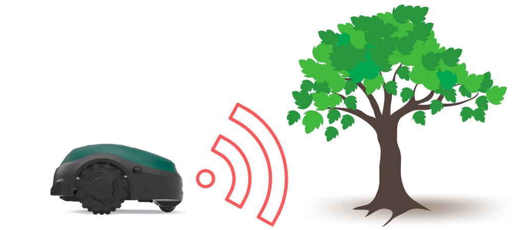 robot mower sensors