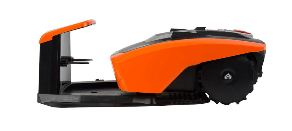 robot mower charging station
