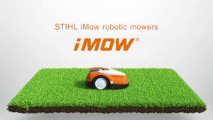 Meet STIHL iMOW® - Robot Mower