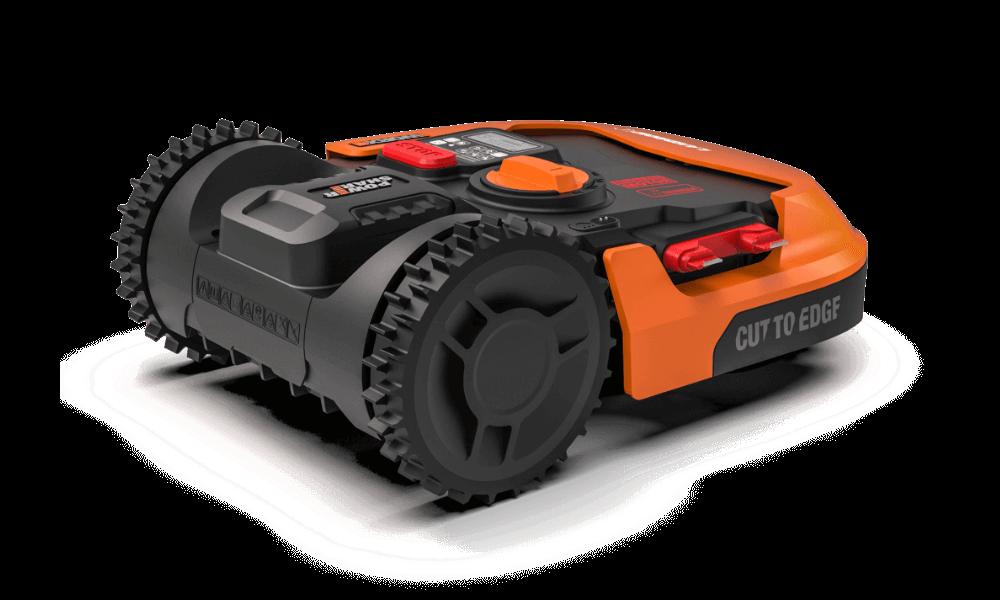 robot mower worx landroid