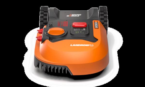 Worx landroid m500 wr139e review