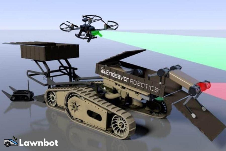 endevour robotics