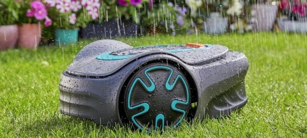 gardena sileno mining waterproof