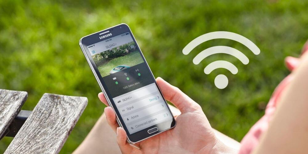 gardena Sileno Minimo App
