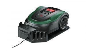 Bosch Indego m + 700 charging