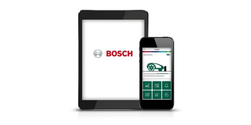 bosch indego mobile app