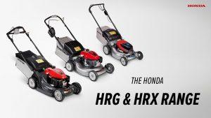 Reklamní kampaň travních sekaček Honda 2021